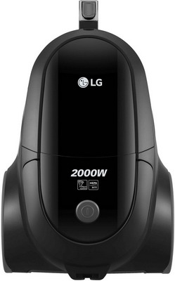 Пылесос LG VK 76 A 02 NTL черный пылесос lg vk 76 w 02 hy