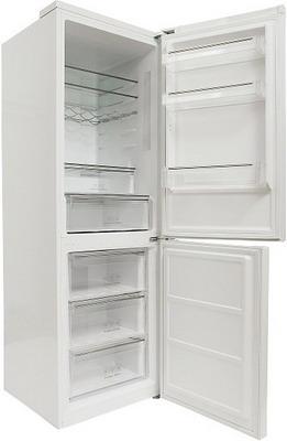 Двухкамерный холодильник Leran CBF 206 W leran fmo 2030 w
