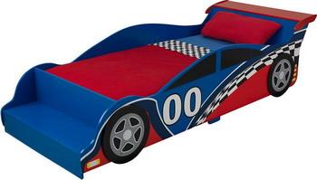 Детская кроватка KidKraft Гоночная машина 76038_KE детские кроватки kidkraft самолет