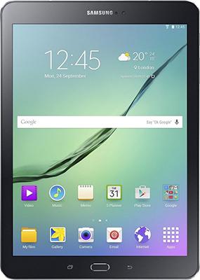 Планшет Samsung GALAXY Tab S2 9.7 WiFi SM-T 813 черный планшет samsung galaxy tab e sm t561 sm t561nzkaser