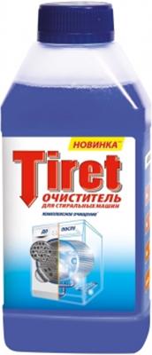 Очиститель Tiret для стиральных машин 250мл очиститель tiret для стиральных машин 250мл