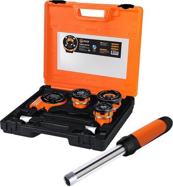 Инструмент для нарезания резьбы Центроинструмент 0539 набор для нарезания резьбы fit профи 70805 20шт