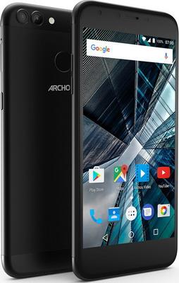 Мобильный телефон Archos Sense 55 DC Черный