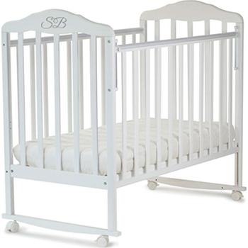 Детская кроватка Sweet Baby Lorenzo Bianco (Белый) 378 152