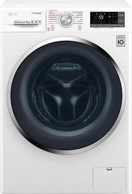 Стиральная машина LG F 2J7HS2W стиральная машина lg f 2j7hs2w