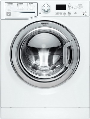 Стиральная машина Hotpoint-Ariston VMSG 601 X 1 hotpoint ariston hhbs 6 7f ll x