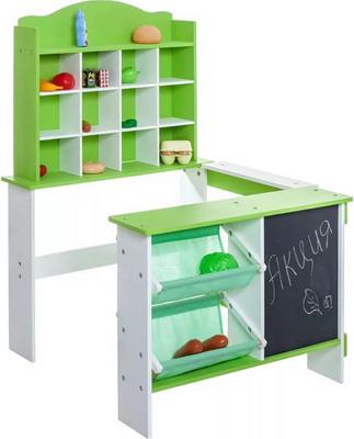 Игрушечный магазин Paremo PRT 116-01 салатовый кукольные домики и мебель paremo игрушечный магазин