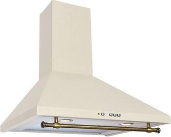 Вытяжка классическая ELIKOR MR 6634 GR 60П-650-К3Д (КВ II M-650-60-36 слоновая кость муар/рейлинг бронза) керамогранит 600х600х10 5 мм моноколор аворио mr керамика будущего 4 шт 1 44 кв м