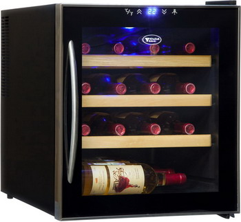 Винный шкаф Cold Vine C 16-TBF1 винный шкаф cold vine c8 tbf1