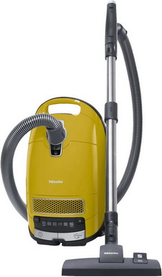 Пылесос Miele SGDA3 Complete C3 Limited edition желтый карри miele g 2874 scvi