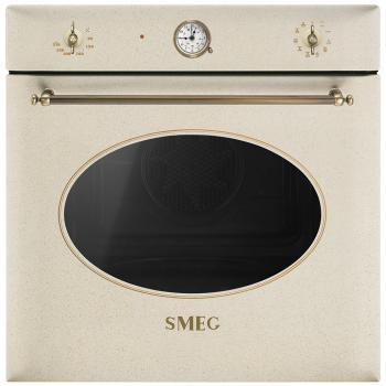 Встраиваемый электрический духовой шкаф Smeg SF 855 AVO электрический духовой шкаф smeg sf700po