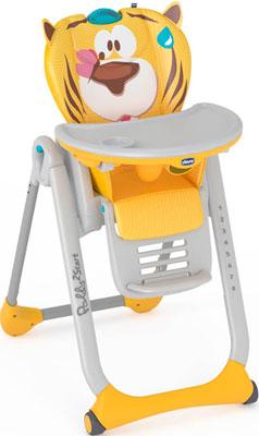 Стульчик для кормления Chicco Polly 2Start цвет Jungle 88731 chicco коврик развивающий jungle playmat