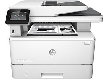 все цены на МФУ HP LaserJet Pro M 426 fdn RU (F6W 17 A) онлайн