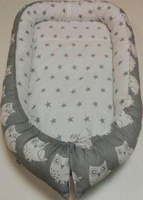 Бортик-кокон Sweet Baby Grigio декор lord vanity quinta mirabilia grigio 20x56