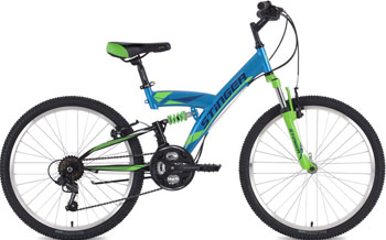 Велосипед Stinger 26'' Banzai 16'' синий 26 SFV.BANZAI.16 BL8 stinger banzai 18 2016 х72830 к blue red