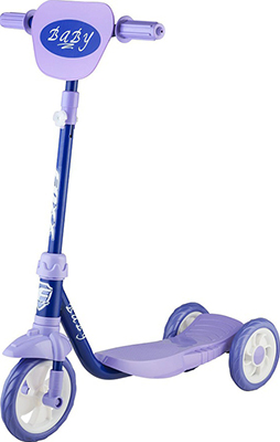 купить Самокат Foxx Baby  синий 115 BABY1.BL7 по цене 1400 рублей