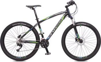 Велосипед Stinger 27.5'' Genesis 3.7 16'' черный 27 AHD.GENES7.16 BK6 genesis sebastiao salgado 16 posters