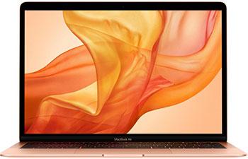 Ноутбук Apple MacBook Air 13 with Retina display Late 2018 MREE2RU/A золотой ноутбук apple macbook 12 retina 2017 rose gold 1200 мгц 8 гб 0 гб