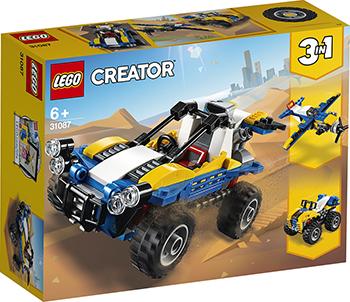 Конструктор Lego Пустынный багги 31087 Creator 3 in 1