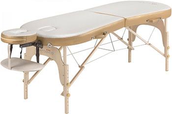Массажный стол Anatomico 303 Dolce (золотой)
