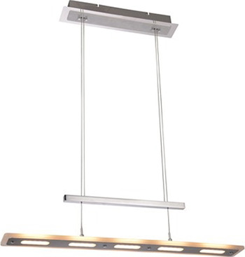 Люстра подвесная DeMarkt Ральф 675010605 5*5W LED 220 V