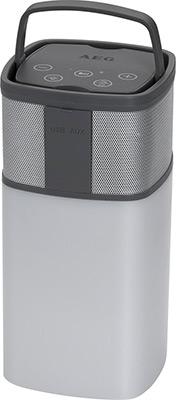 Портативная акустика AEG BSS 4841 weis-antrazit
