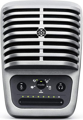 Микрофон Shure MV 51/A микрофон shure sv200 a черный