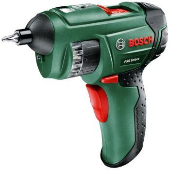 Шуруповерт Bosch PSR Select 0603977020 bosch bosch psr 1440 аккумулятор безударный