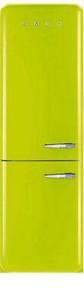 Двухкамерный холодильник Smeg FAB 32 LVEN1 двухкамерный холодильник smeg fab 32 razn1