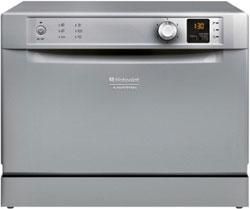 Компактная посудомоечная машина Hotpoint-Ariston HCD 662 S EU hotpoint ariston ltf 11s112 l eu