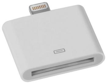 Переходник Defender APA-01 Apple 30 pin(F)-Lighting(M) 87652