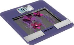 Весы напольные Redmond RS-730 фиолетовые redmond rs 710 silver
