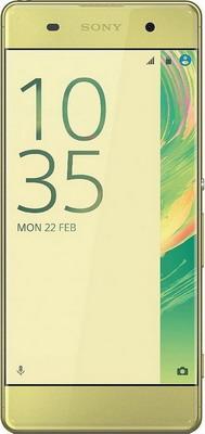 все цены на Мобильный телефон Sony Xperia XA Dual Sim Lime Gold онлайн