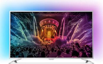 4K (UHD) телевизор Philips 65 PUS 6521 телевизор philips 40pft4100