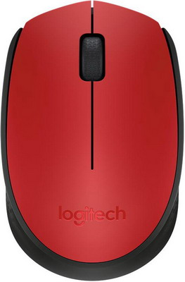Фото - Мышь Logitech M 171 Red 910-004641 sesibibi red m