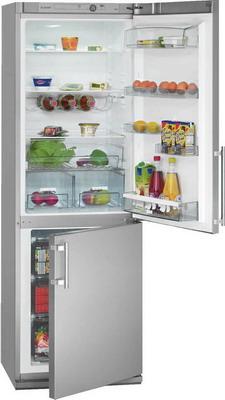 цена на Двухкамерный холодильник Bomann KGC 213 inox