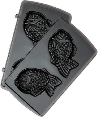 Комплект съемных панелей для мультипекаря Redmond RAMB-06 (рыбка) панель для мультипекаря redmond ramb 06 рыбка