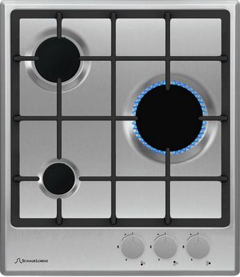 Встраиваемая газовая варочная панель Schaub Lorenz SLK GE 4210 inox
