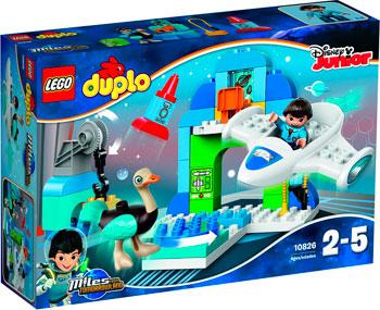 Конструктор Lego Duplo Стеллосфера Майлза 10826 lego lego duplo экзокостюм майлза