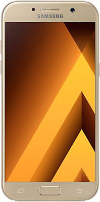 все цены на Мобильный телефон Samsung Galaxy A5 (2017) SM-A 520 F золотистый