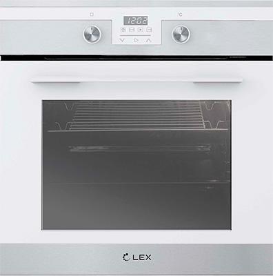 Встраиваемый электрический духовой шкаф Lex EDP 093 WH