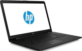 Ноутбук HP 17-bs 036 ur (2FQ 82 EA) Jet Black десктоп hp prodesk 400g3 i3 6100 4 500 dos black