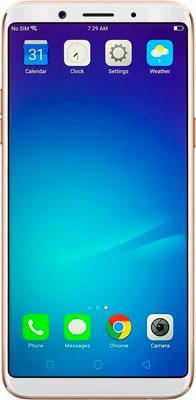 Мобильный телефон OPPO F5 4/32 GB золотистый