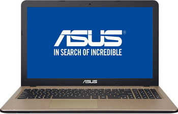 Ноутбук ASUS X 540 YA-DM 660 T (90 NB0CN1-M 10320) Chocolate Black ноутбук asus gl 703 vd gc 046 t 90 nb0gm2 m 03310