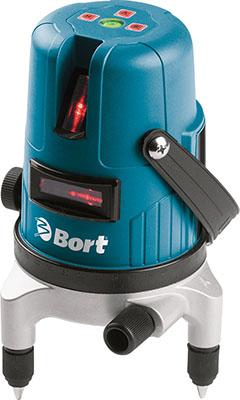 Лазерный уровень Bort BLN-15-K 98296808 уровень лазерный hitachi hll 50 3