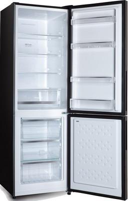 Фото - Двухкамерный холодильник Kenwood KBM-1855 NFDGBL двухкамерный холодильник hitachi r vg 472 pu3 gbw