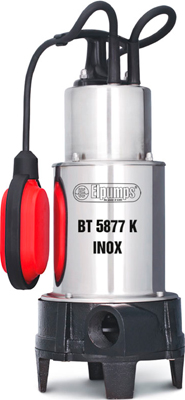 Насос Elpumps BT 5877 K INOX зонд для бороскопа 1 м cem bt 4 5 1м