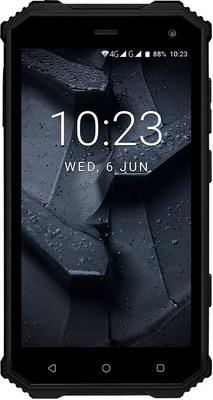 Мобильный телефон Prestigio Muze G7 LTE IP 68 Black смартфон prestigio muze b5 psp5520duo black черный