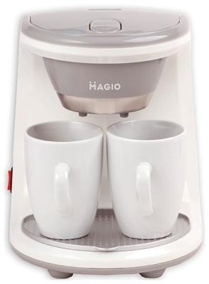 Кофеварка MAGIO МG-342 вафельница magio мg 396