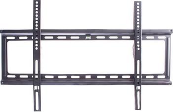 Кронштейн для телевизоров Kromax IDEAL-1 black кронштейн kromax star 1 фиксированный кронштейн для жк и плазмы 42 70 vesa 800x500 мм макс нагр 75 кг grey